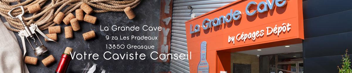 La Grande Cave by Cépage Dépôt - GREASQUE