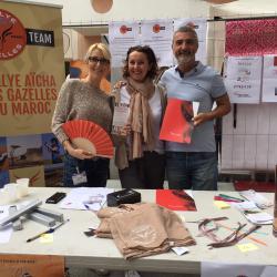 Partenariat Rallye des Gazelles 2017