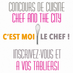 Souvenirs des événements de Chef and the City