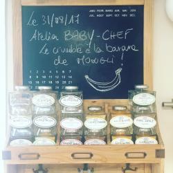 Atelier de Baby-Chefs!