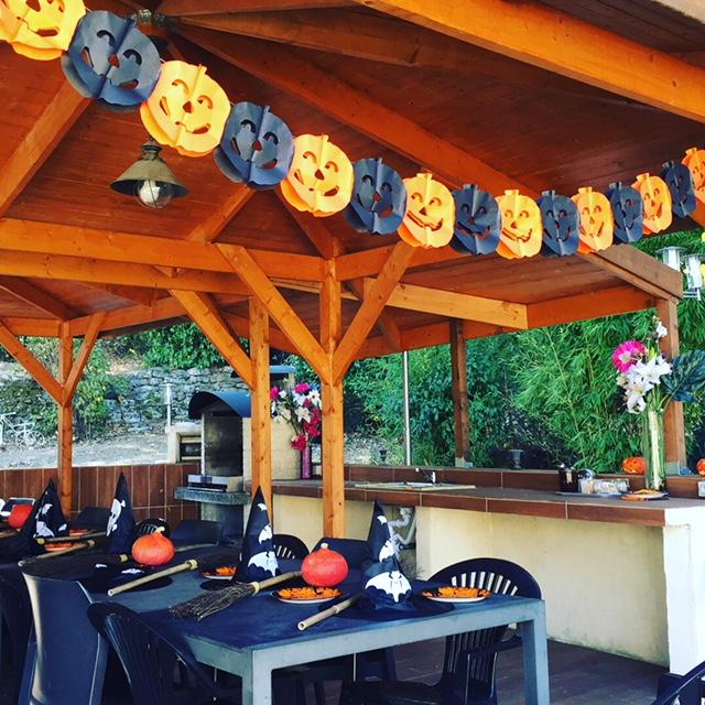 Atelier enfant spécial Halloween