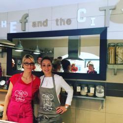 Atelier avec Coline Faulquier, Top Chef 2016