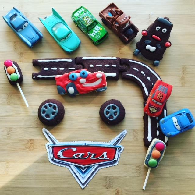Atelier Cars Disney!