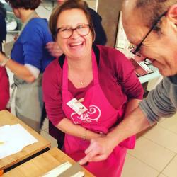 Atelier Bûche de Noël version 2017 avec le Chef Loïc Langry