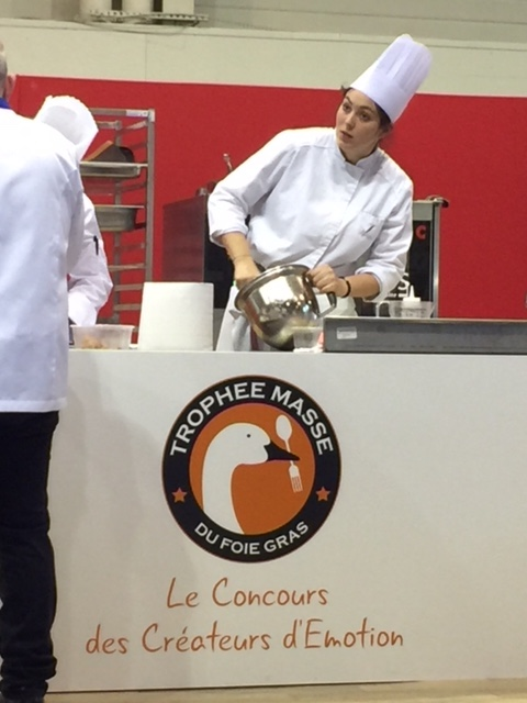 SALON FOOD IN SUD AVEC LES DISCIPLES D'ESCOFFIER - PARC CHANOT