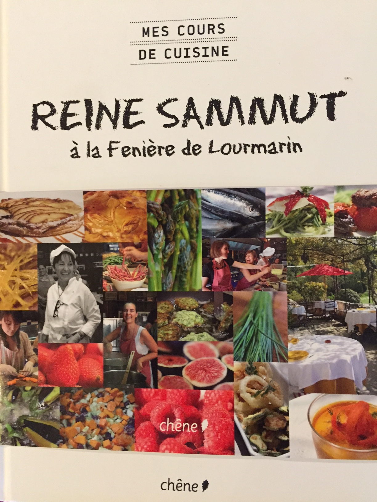 REINE SAMMUT LA FENIERE CHEF AND THE CITY
