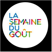 Logo semaine du gout rond