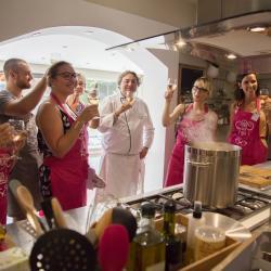 Shooting de l'atelier du 03/07/17 - Chef Christophe Carlotti - Volaille Objectif Zéro Déchet